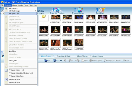 add downloaded youtube 3gp, flv, mp4, h.264 video